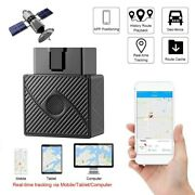 Obd2 Gps Tracker Real Time Vehicle Tracking Device Obd Ii Car Truck Locator Us