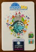 New Moonlite Starter Pack Andndash Storybook Projector For Smartphones With 2 Stories