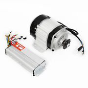 48v 750w Electric Brushless Motor W/ Controller Diy 420 Chain Tricycle Bicycle