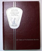 Ohio State Highway Patrol 1988 Yearbook Police Department History Book