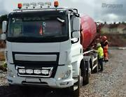 To Fit Iveco Stralis Cube + Hw Active Day Roof Bar + Spots + Beacons + Air Horns