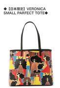 Alice And Olivia Tote Shoulder Hand Bag Japan Limited Bonus Leather Pouch F/s