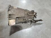 Manual 6 Speed Transmission From A 2003 Mercedes Benz C230 With 55,727 Miles