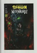 Medieval Spawn And Witchblade 1 Nm 9.4/nm+ 9.6 Parrillo Variant Ltd 200 2018