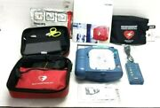 Philips Heartstart M5066a Onsite Aed 4535643657 With Slim Carry Case