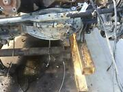 2017 Dodge 3500 Pickup Front Axle Assembly Dual Rear Wheel 3.42 Ratio 16 17