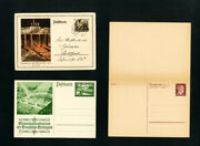 Germany Cards Postal Stationary Wwii + Related Clean Of 37x Lot