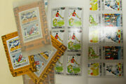 Oman Stamp Selection 1960s Nh Mint Scarce S/s Sets Sheets Imperforates
