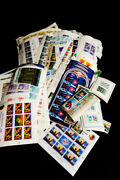 Un All Mint Nh Postage Stamp Lot Of Over 4,000 Francs