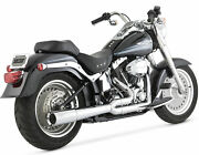 Vance And Hines Pro Pipe 2-1 Exhaust System Harley-davidson Softail 17547