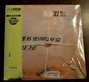 As Safe As Yesterday Is / Humble Pie Cd Gold Obi Remastered 2000 Victor New