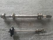 2001 Yamaha Outboard 250 Hp Ox66 Prop. Shaft And Shifter Assy. Standard Rotation
