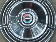 1968 Chevy Chevelle Wheel Covers 3 Nos 987250