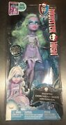 ❤️monster High Doll Twyla - Haunted The Ghouls Ghost. New In Box. Mattel 2014❤️