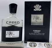 Creed Aventus 100ml / 3.3oz Batch 21n01 Sealed Authentic And Fast From Finescents