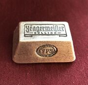 5oz Yeagermeister Bullion Truncated Pyramid By Yeagerand039s Poured Silver - 999+