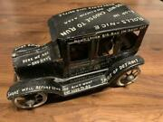 Marx 20s Vintage Old Jalopy B And W Version Rare Collectible F/s From Japan