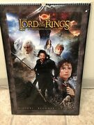 The Lord Of The Rings A 12 Month 2008 Movie Poster Calendar Factory Sealed Lotr