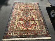 7x11 Handknotted Area Rug At The Raleigh Furniture Gallery