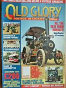 `old Glory` 05/1999 John Deere 2-cylinder Tractors And Southampton Trams
