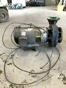 Griswold R3gm107-g50535-2 Ci 15hp End Suction Centrifugal Pump 500gpm 4x3 3ph