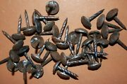 Rustic Shutters Hardware Round Clavos Nailheads 1/2 Inch Cl-1/2