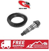G2 Axle And Gear Dana 44 Front 4.10 Oe Ring And Pinion For '18-'21 Jeep Wrangler Jl