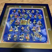 Tokyo Disneyland Anniversary 30 Pin Badge Set With Flame Collectible Micky F/s