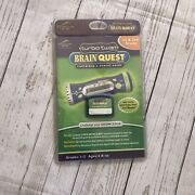 Turbo Twist Brain Quest Cartridge And Parent Guide 1st And 2nd Grade Leapfrog
