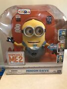 Minion Dave Despicable Me 2 9 Inch Talking Figure A880 Toys R Us Exclusive