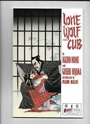 Lone Wolf And Cub - Lot Of Four Books - Lone Wolf And Cub - First Comics -nm