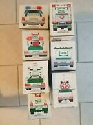 Hess Toy Truck Collection 1993 - 2009 2011 2012