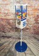 Ford Vintage Gumball Machine Candy Machine Coin-op Game Bar Garage Man Cave