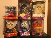Special Furby Angel Limited Edition Tiger Electronics 2000 New In Box Rare 1only