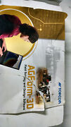 Topcon Agform 3d Field Survey And Design Software 7040-0051 With Manual Open Box