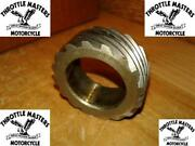 16 Tooth Speedometer Drive Gear On Axle, Servi-car, Oem 67156-62, 1962 And Later