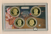 2007 United States Mint Presidential 1 Coin Proof Set Of 4 Coin Ooak