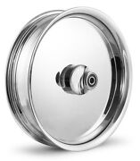 Dna Smoothie Chrome Forgandeacute Billet 23 X 3.75 Roue Avant Harley Touring Flh