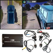 3d 360 Surround View Monitoring System For G-class 4 Car Camera Hd 1080p Dvr