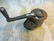 Southcoast Sailing Bronze Winch With Handle Included