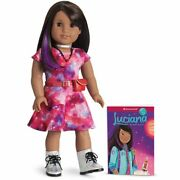 Authentic American Girl Of The Year 2018 18 Doll Luciana Vega Toy New