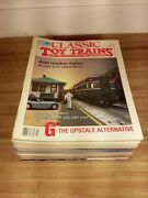 Lot Of 21 Classic Toy Trains Magazines 1991 92 97 98 99