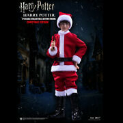 Star Ace Toys 1/6 Xm0001 Harry Potter - Harry Figure Collectible Christmas Ver.