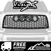 Vision X Light Cannon Vs Grille W/ Lights For And03913-17 Dodge Ram 2500 3500 5662134