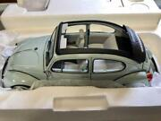 Vw Beetle 1600i World Limited Schuco Discontinued Rare Bug Germany 1/18 Unused