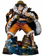 One Piece Large Statue Figure World Limited Rare Unopened Anime F/s From Japan