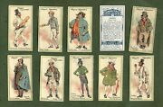 Tobacco Cigarette Cards Characters From Dickens, Oliver Twist, Pickwick,scrooge,
