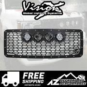 Vision X Light Cannon Vs Grille W/ Lights For And03911-and03916 Ford Superduty 5062114