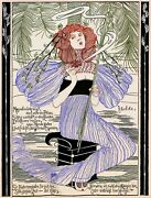 Decoration Poster.wall Room Design.jugend.youth Cover.nouveau Decor.9459
