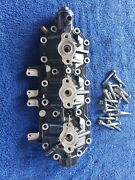 2000 Evinrude 225 Hp Ficht Outboard Starboard Cylinder Head And Bolts